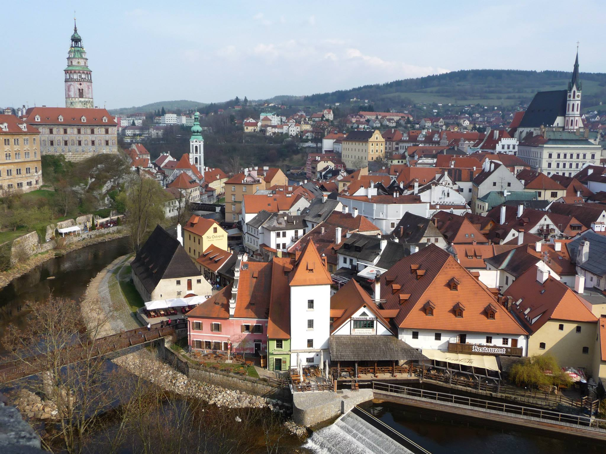 Our Recent Trip To Cesky Krumlov