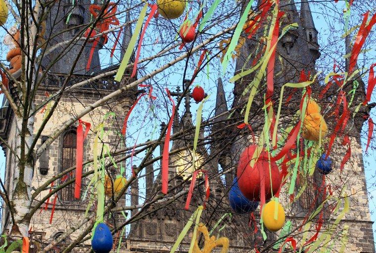 Easter Markets In Prague Started!